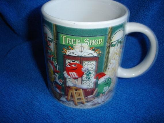 Vintage M M 39 S Candy Mug Christmas Trim A Tree Ornamental