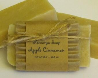 Apple Cinnamon Cold Process Soap