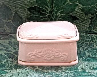 Paul Sebastian Limited Edition Porcelain Box