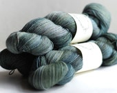 Buffy Toughie Sock Yarn - Superwash BFL/Nylon - Spruce