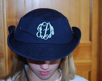 Bucket hat, personalized