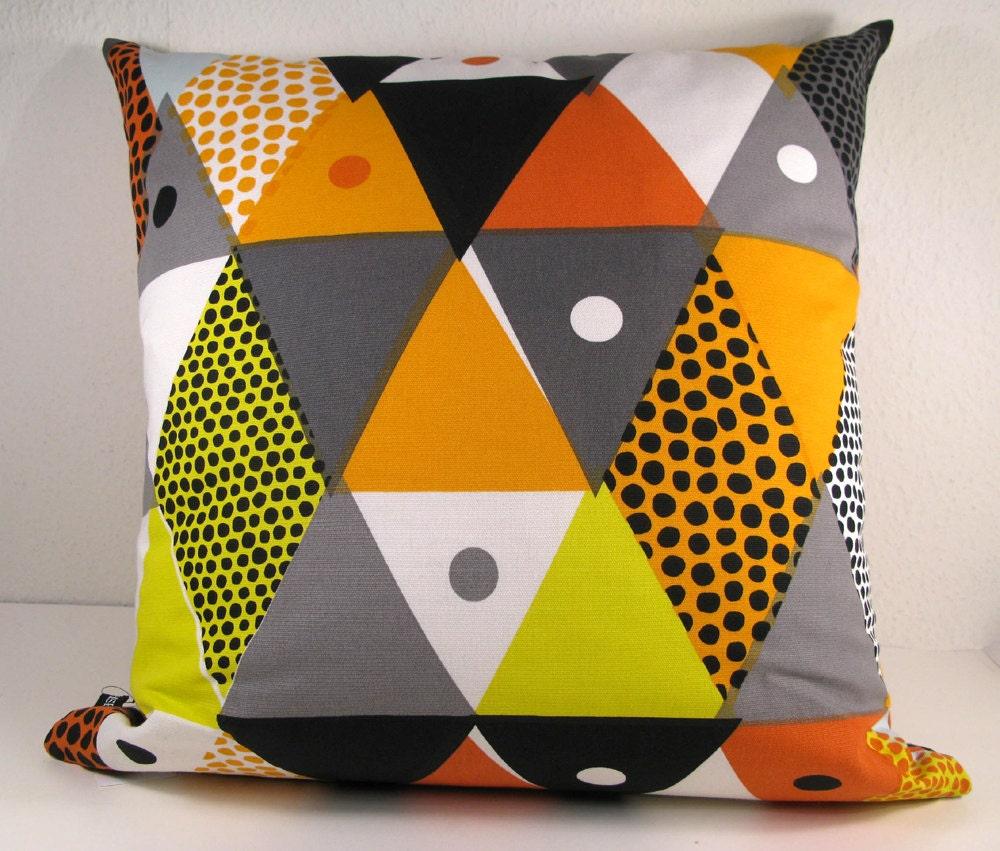 Scandinavian Pillow Design : SCANDINAVIAN DESIGN PILLOW by andresendesign on Etsy