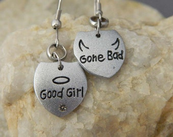 Good Girl Gone Bad Earrings