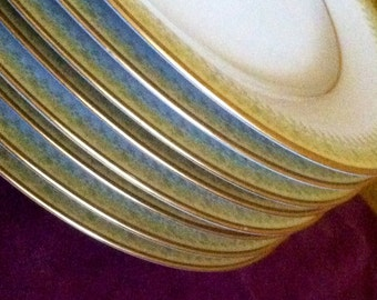 Noritake Jennifer Salad Plate - Set of Eight