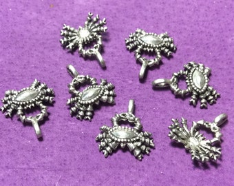 Cancer Pewter Charms - June 22-July 22