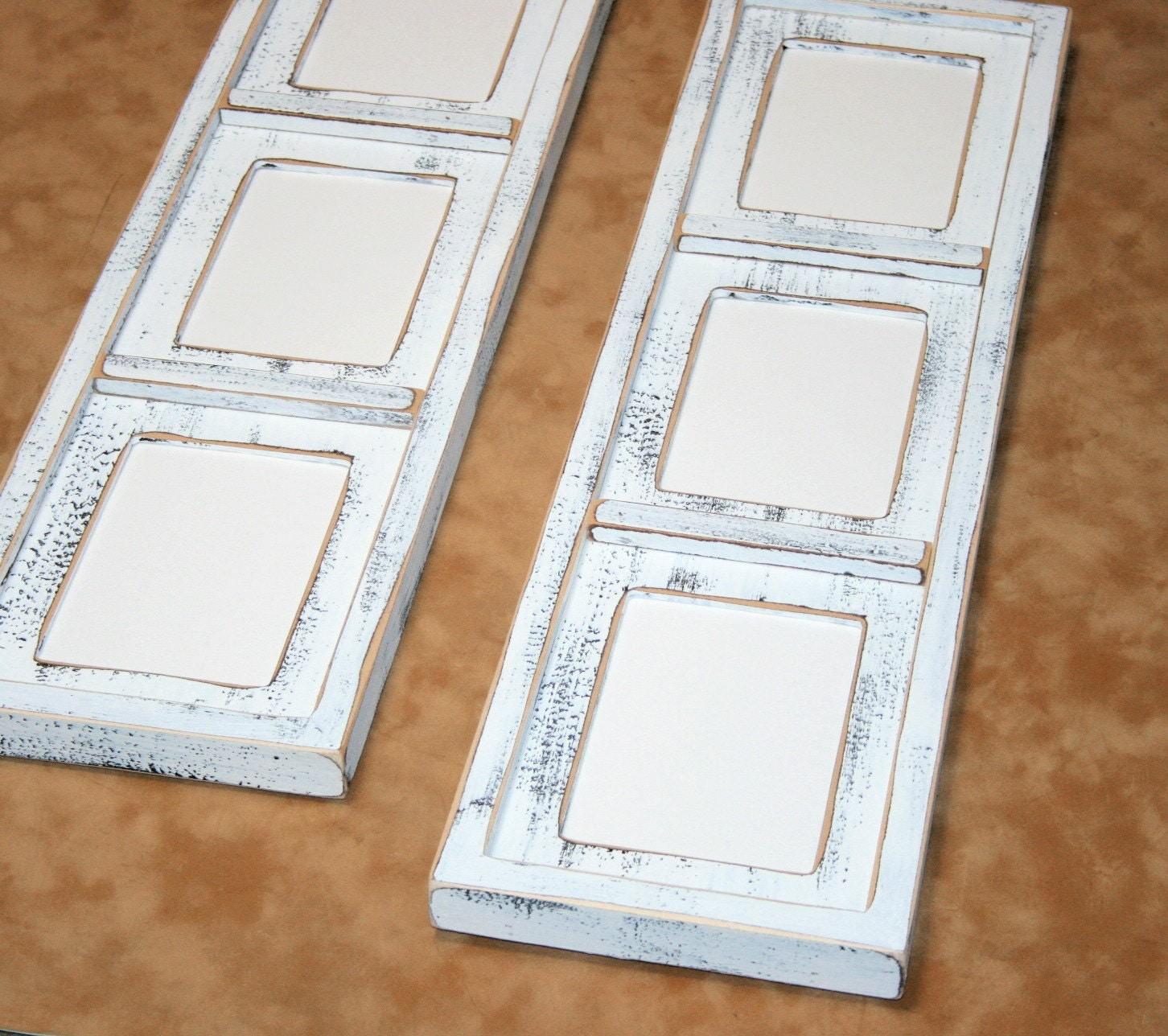3 opening 4x6 frame 4x6 collage frame picture frame multi. Black Bedroom Furniture Sets. Home Design Ideas
