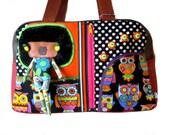 Bag molly creative bag unique bag n27 bag owl