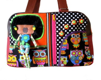 Bag molly creative bag unique bag n27 bag owl
