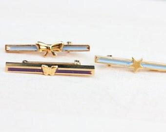 Blue Pin Set