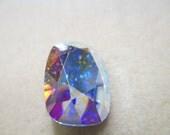 27x18mm Crystal AB Swarovski Rectangle Cushion Stone