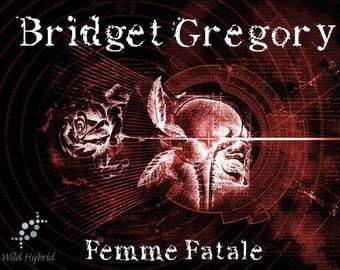 Bridget Gregory Perfume Oil - 5ml Wild broom, tart strawberry and bourbon