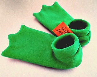 Frog Feet Slippers for Adults