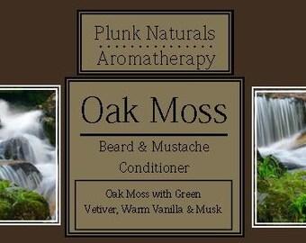 OAK MOSS Beard & Mustache Conditioner