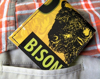 PRICE REDUCED Bison Wallet