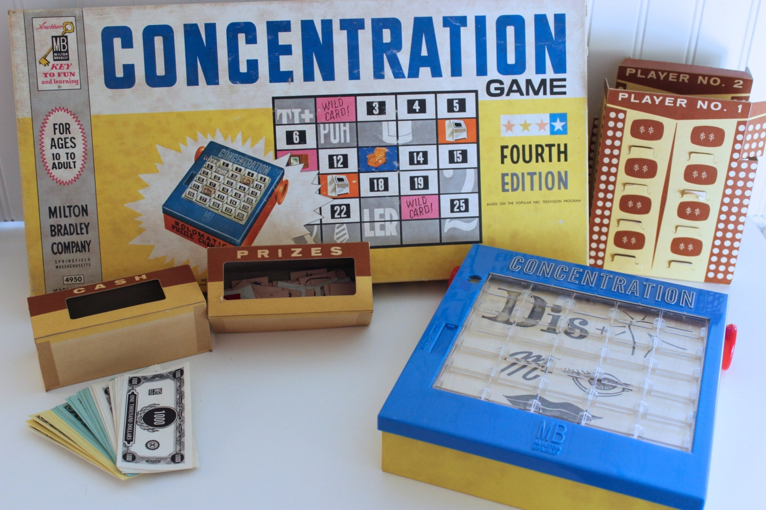 Concentration (card game)