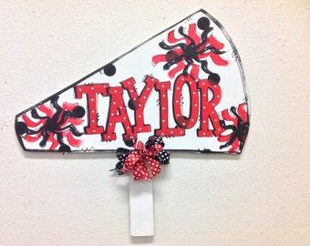 Cheerleading gift, competition cheer, mascot, cheer mom, cheerleader, personalized