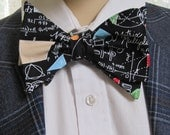 Mathematics Bow Tie