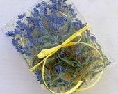 Blue Dried Flowers, Wedding Decorations, Dry Flowers, Table Decor, Blue Flower, Flower Stems, Craft Supplies, Wreath making, Something Blue