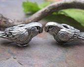 One Love Bird Pendant Bead from Green Girl Studios