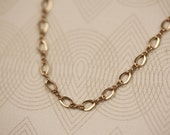 Short Layering Necklace, 14kt Gold Chain, Short Chain for Necklaces, Everyday Necklace, Short Chain with Clasp, Simple, Elegant