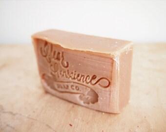 Cinnamon Grapefruit Solid Shampoo Bar
