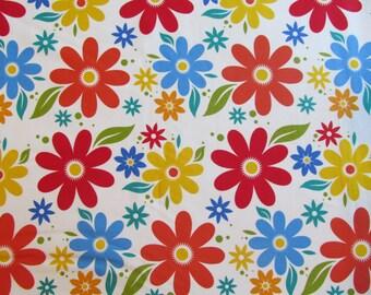 In the Beginning Fabrics Bloom Modern II  Floral Fabric- yards