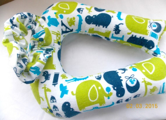 Elephants And Hippo S Baby Bottle Prop