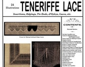 Weldon's 2D #199 c.1901 - Practical Teneriffe Lace (2nd Series)