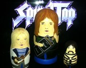 This is Spinal Tap Matryoshka Dolls
