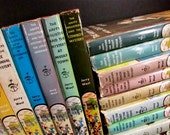 Vintage HAPPY HOLLISTERS Young Adult Book Series 1 - 29 only Five Dollars Each -- Buy one or all!