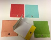 SALE - Mini Matchbook Style - 5 Notepads