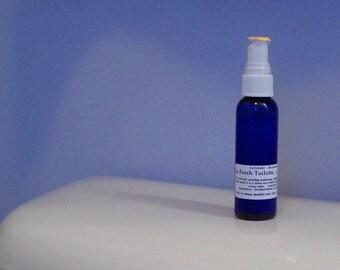 La Fresh Toilette Sweet Orange or Grapefruit-Lemon-Bergamot Spray for a fresher smelling toilet 2 oz