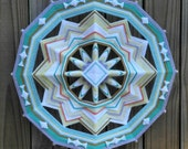 Mojave Moon, 12-sided, 18  inches, by custom order