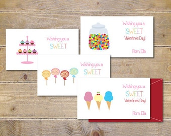 Valentine's Day Cards, Children's Valentine's Day Cards, School Valentine's, Classroom Valentine Cards,  Cards for Valentine's Day