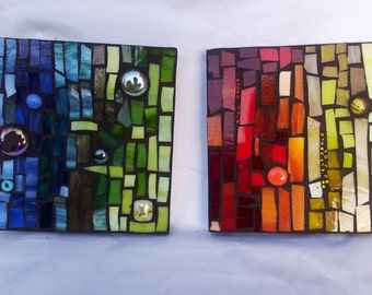 Wall Home Decor Office Glass Mosaic  Israel Art Home Gift Pictures