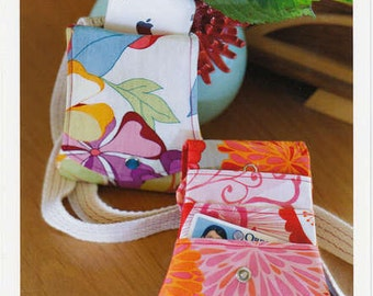 Sewing Card - Little Wallet