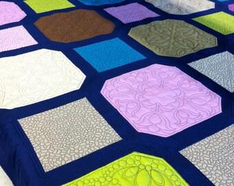 Snow Globe Quilt Pattern