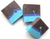 Teakwood and Cardamom Shea Butter and Glycerin Soap