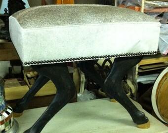 Horse Leg Stool