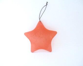 Christmas ornament, Christmas decoration , custom Christmas ornament, red ornament , star ornament, star decoration , tree ornament