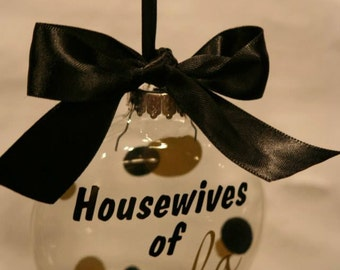 Housewives of Nola Ornament