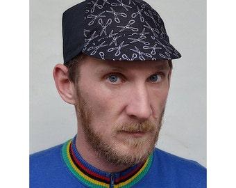 Serin scissor  cycling cap 2.