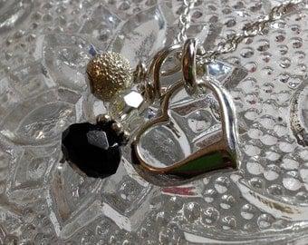 True Love Heart Necklace