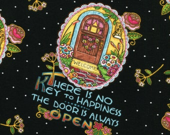 Open Door - Mary Engelbreit - Fat Quarter
