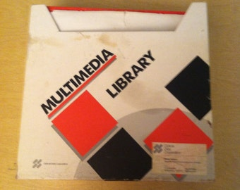 Laser Disc Multimedia Library Earth Sciences UNDER 20