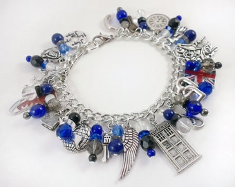 Tenth Doctor's Companion Bracelet