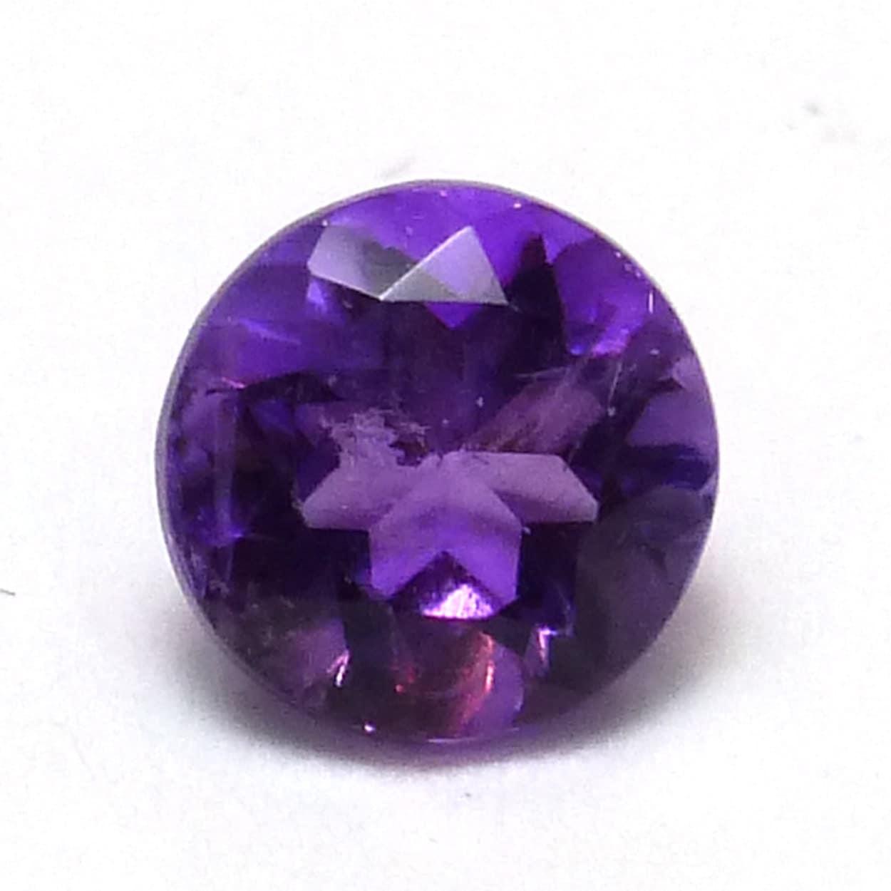 Natural Purple Stone Name