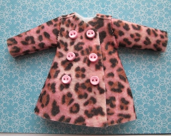 PINKY- coat for Tiny Betsy McCall  doll