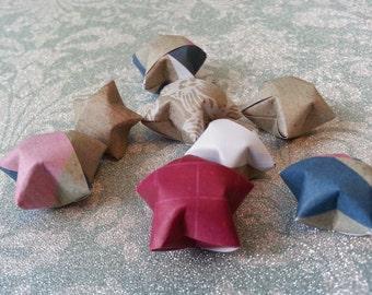 Medium Bag of Origami Wishing Stars