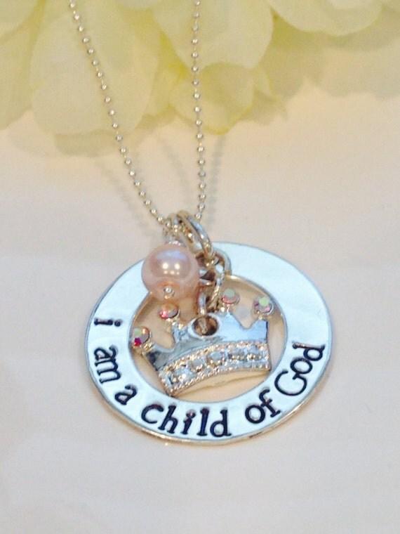 I Am a Child of God crown  Nursery  Handout Activities